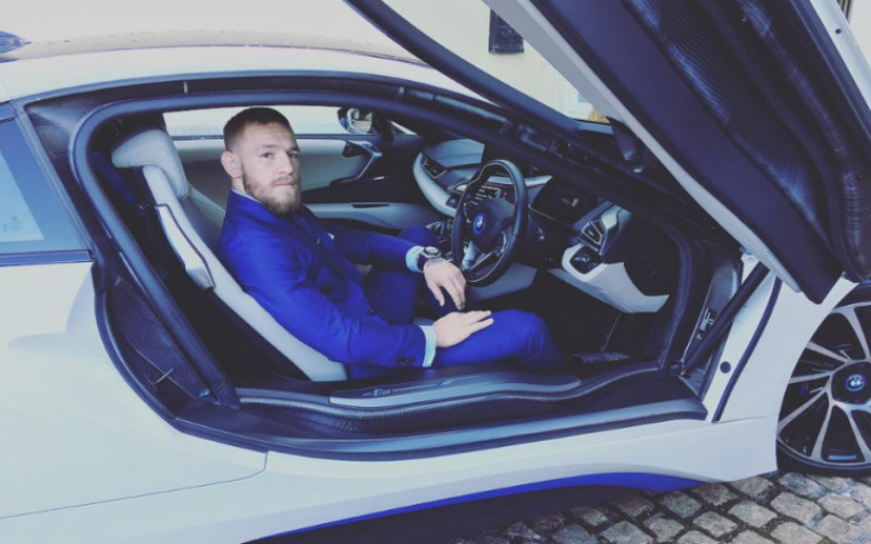 Автомобили Конора МакГрегора: на каких машинах ездит чемпион UFC?