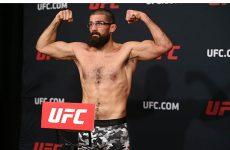 Курт МакГи vs. Шон Стриклэнд — новый бой для UFC Fight Night 120