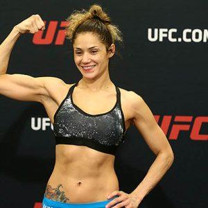 Перл Гонсалес и Полиана Ботельо сразятся на UFC 216