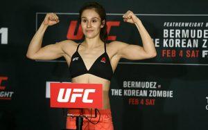 Ранда Маркос — Алекса Грассо 5.08.2017: прогноз на бой UFC Fight Night 114