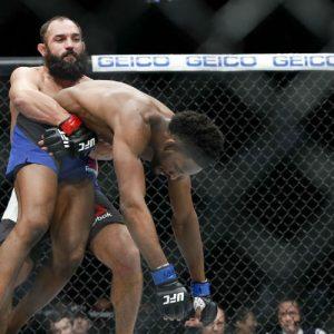 Бой Джони Хендрикс vs. Пауло Энрике Коста — часть карда UFC 217