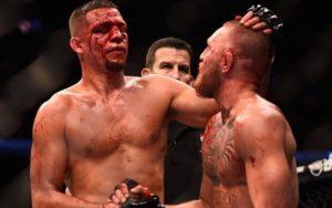 СМИ: бой Конор МакГрегор vs. Нэйт Диаз 3 — в разработке для UFC 219