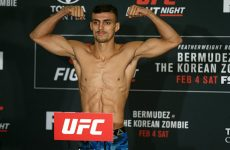 Айманн Захаби vs. Рикардо Лукас Рамос — новый бой для UFC 217