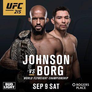 UFC 215: результаты, кард, участники, анонс, видео