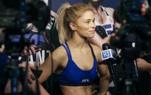 Пэйдж ВанЗант и Джессика Ай сразятся в лимите 125 фунтов на UFC 215