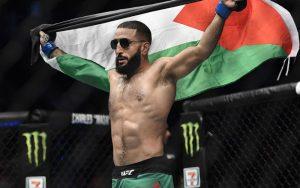 Белал Мухаммад заявил, что сразится с Джесси Тэйлором на UFC Fight Night 121