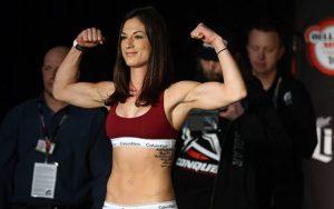 Брук Мэйо vs. Кэйтлин Нейл — новый бой для Bellator 183