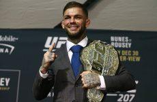 Коди Гарбрандт — Ти Джей Диллашоу и другие три боя официально добавлены в кард UFC 217