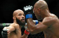 Деметриус Джонсон не думает о статусе лучшего бойца в UFC