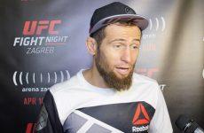 Бой Майрбек Тайсумов vs. Фелипе Силва официально подтверждён для UFC Fight Night 115