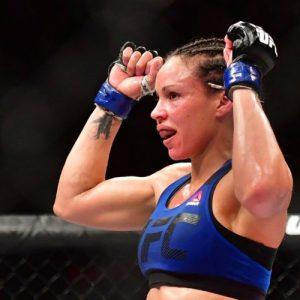 СМИ: промоушен нашёл соперницу для Марион Рено на UFC Fight Night 115