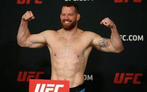 Три боя пополнили кард UFC Fight Night 120