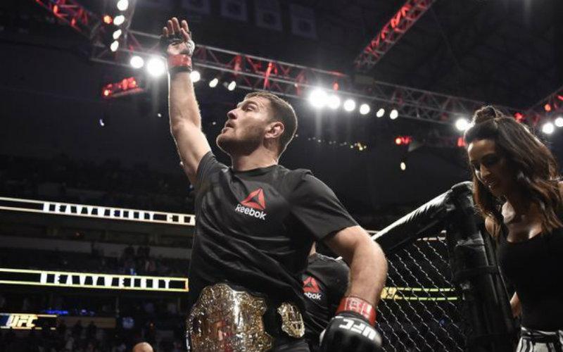 Стипе Моичич хочет зарабатывать больше и готов выступить на UFC 218