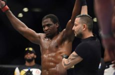 Франсис Нганну: чувствую себя проигравшим после потери соперника на UFC 215