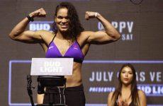 Аманда Нуньес ответила критикам по поводу своего снятия с UFC 213