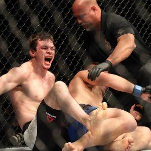 Оливье Обин-Мерсье и Тони Мартин сразятся на турнире UFC Fight Night 116
