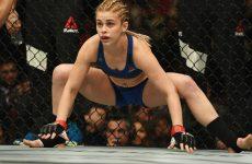 Бой Пэйдж ВанЗант vs. Джессика Ай — часть карда UFC 216