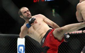 Сапарбек Сафаров получит нового оппонента для боя на UFC Fight Night 115