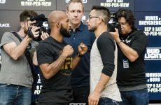 Деметриус Джонсон — Рэй Борг 7.10.2017: прогноз на бой UFC 216