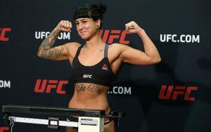 Сара Морас — Эшли Эванс-Смит 9.09.2017: прогноз на бой UFC 215