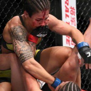 Бонусы UFC Fight Night 117: Гаделья, Андраде, Саки и Сент-Прю получили по $50 тыс.
