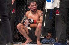 Промоушен сделал официальное заявление по поводу отмены главного боя UFC 215