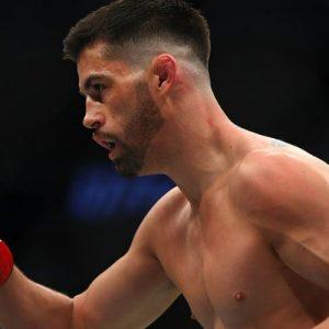 Бой Доминик Крус vs. Джимми Ривера — часть карда UFC 219