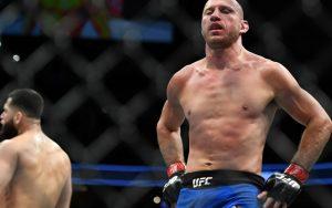 Бой Дональд Серроне vs. Даррен Тилл — главное событие шоу UFC в Гданьске