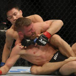 Джастин Скоггинс и Тим Эллиотт выявят сильнейшего на UFC on FOX 26