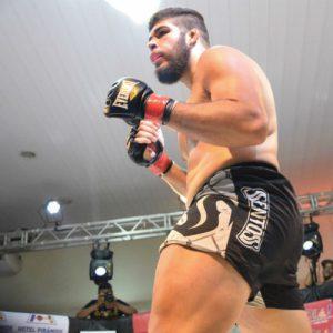 Карлос Фелипе выбыл из списка участников UFC Fight Night 119