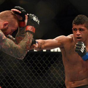 Прогнозы ММА и UFC. Джейсон Сагго — Гилберт Бернс. Прогноз на бой UFC Fight Night 116