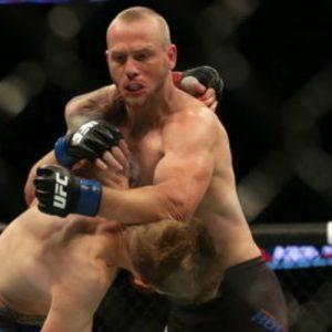 Даррелл Хорчер vs. Скотт Холцмен — первый бой для UFC Fight Night 123