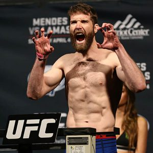 Митч Кларк — Алекс Уайт 9.09.2017: прогноз на бой UFC 215