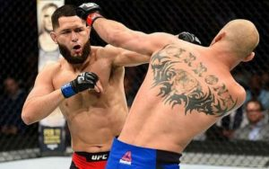 Масвидал не верит, что Томпсон пойдёт в рубку на UFC 217