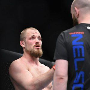 В UFC отклонили апелляцию Гуннара Нельсона по результату боя с Понзиниббио