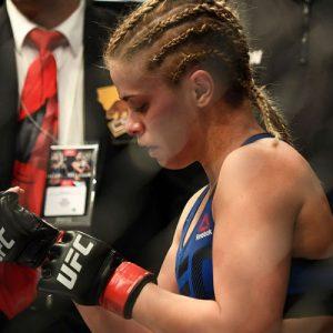 Пэйдж ВанЗант снялась с карда UFC 216 из-за травмы спины
