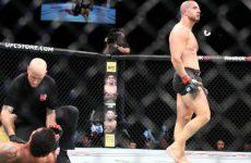 Гёкхан Саки: пришёл в UFC для того, чтобы отправлять людей в нокауты