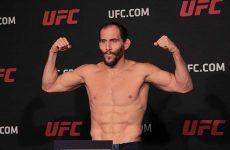 Джесси Тэйлор не выступит на UFC Fight Night 121