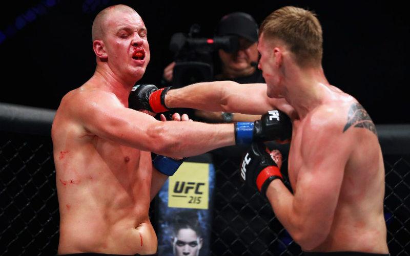 UFC Fight Night 115 бонусы: Волков, Тайсумов и Магомедшарипов заработали по $50 тыс.