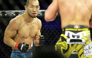 Юшин Оками заменит Маурисио Руа в мейн-ивенте UFC Fight Night 117
