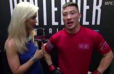 СМИ: Бостон Сэлмон покинул кард UFC Fight Night 119 из-за травмы