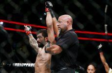 Элизеу Залески за несколько дней до UFC Fight Night 119 получил травму ноги