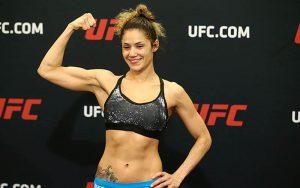 Перл Гонсалес — Полиана Ботельо 7.10.2017: прогноз на бой UFC 216