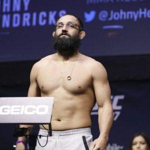 Джони Хендрикс будет готовиться к UFC 217 с Jackson Wink MMA