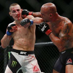 МакДональд объяснил, почему считает, что Лоулер был под допингом в реванше на UFC 189