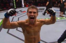 Бой Аль Яквинта vs. Пол Фелдер стал частью карда UFC 218