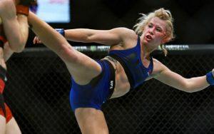 Два новых боя добавлены в кард UFC 218