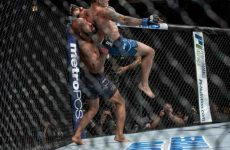 Мухаммад попытался повторить армбар Джонсона на UFC 216 (видео)