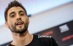 Карлос Кондит: буду хотеть драться до последнего дня жизни