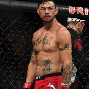 Каб Свонсон сообщил, что проведёт бой с Брайаном Ортегой в мейн-ивенте UFC Fight Night 123